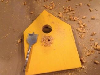 Build A License Plate Bird House Greg Esser